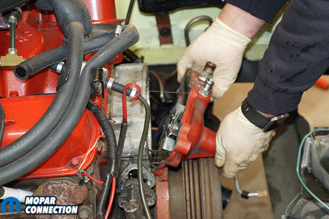 008-hughes-engines-cloyes-timing-chain-tensioner-mopar-water-pump