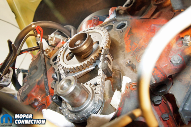 018-hughes-engines-cloyes-timing-chain-tensioner-mopar-silent-link