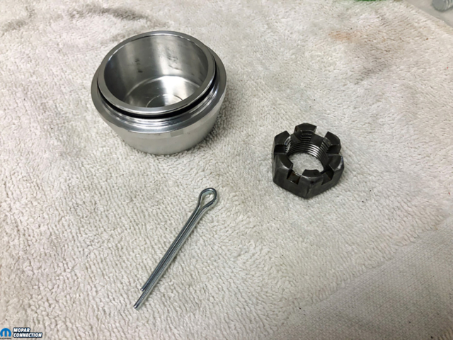 021-Baer-Brakes-Hub-Dust-Cover-Cotter-Pin-Castle-Nut-Charger