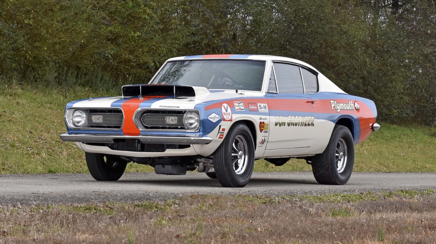 1968 Chrysler Super Stock