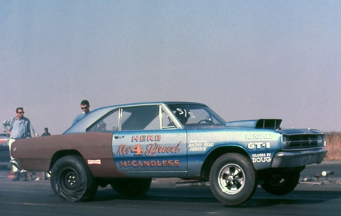 Mopar Super Stock