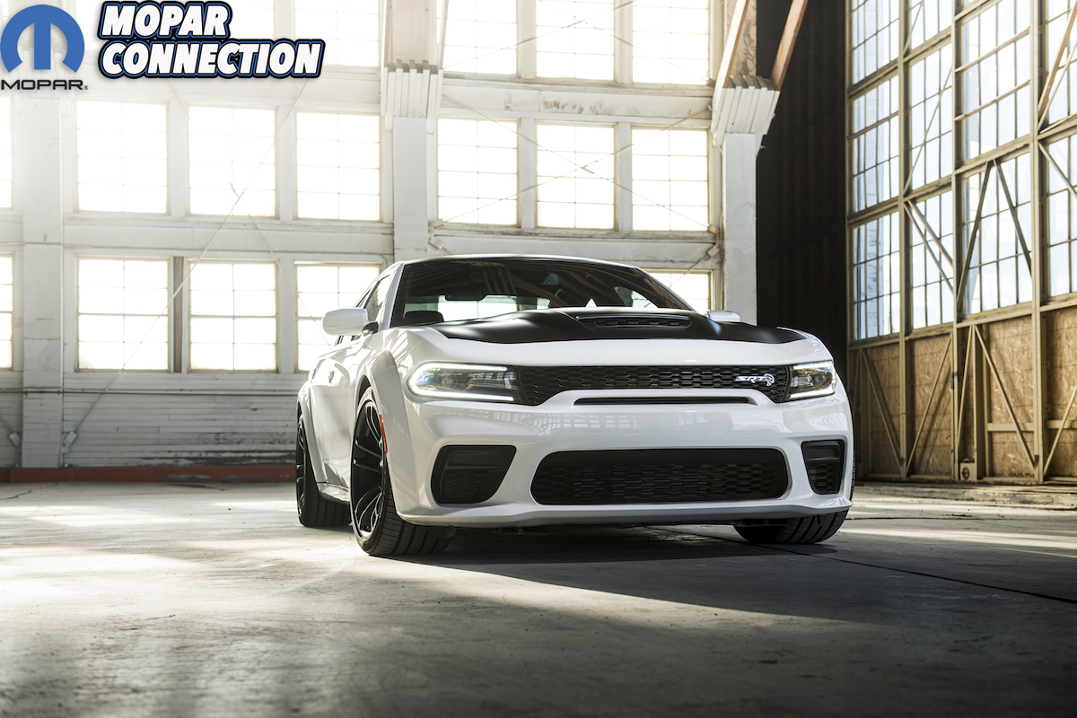 2021 Dodge Charger SRT Hellcat Redeye: With 797 horsepower the C