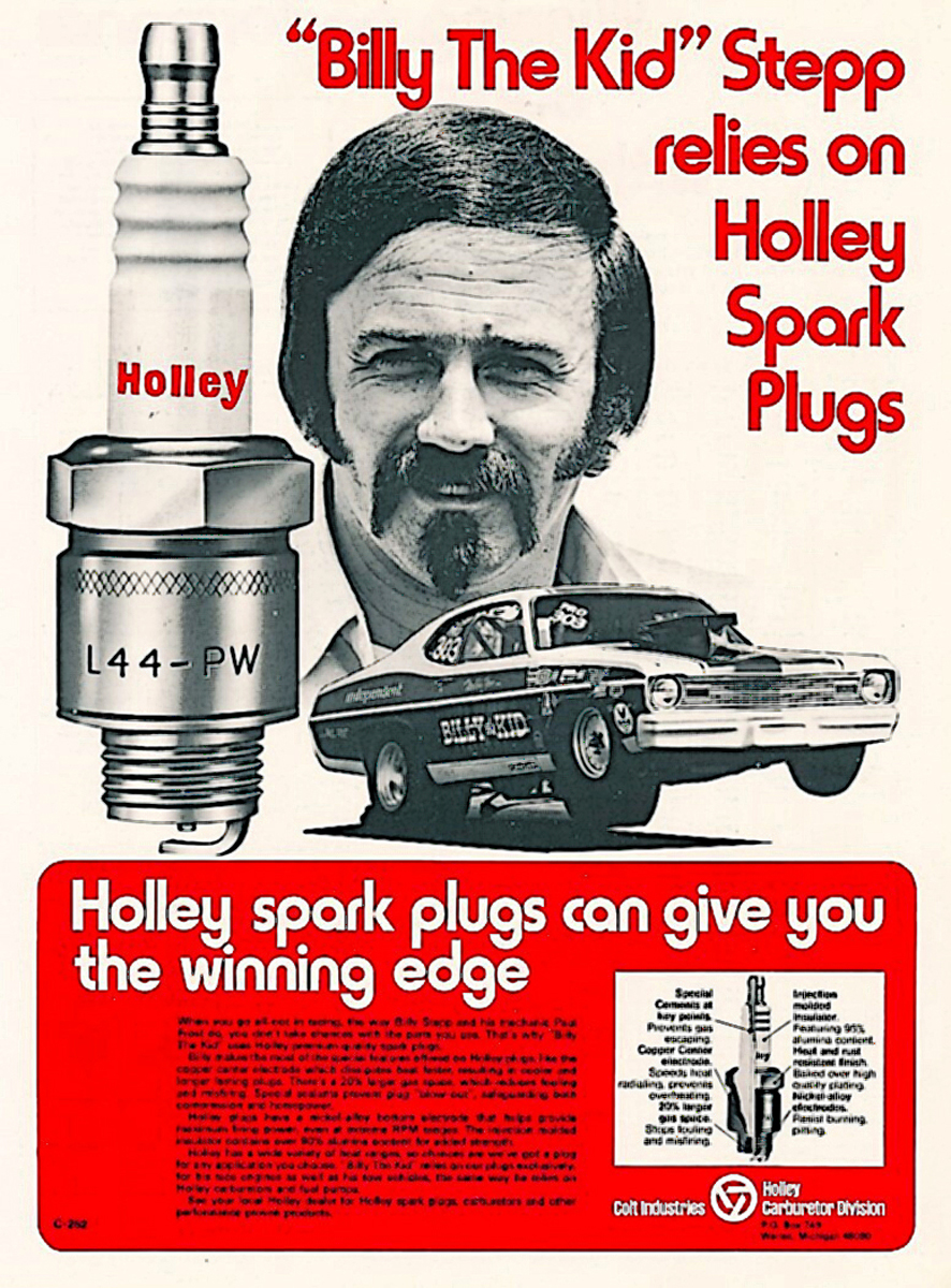 002-Holley-Spark-Plugs-Billy-Stepp-The-Kid